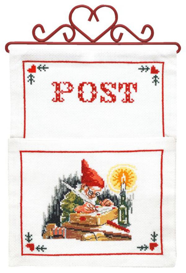 Julepost Adresselapper