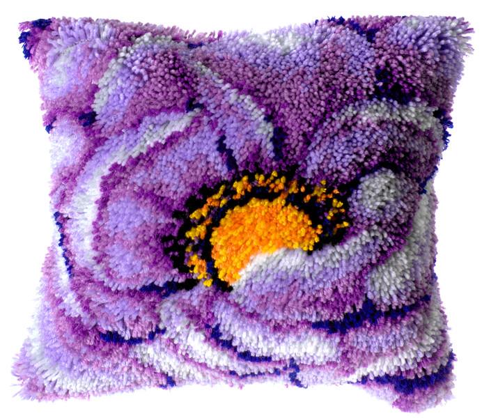 Ryepute Lilla blomst