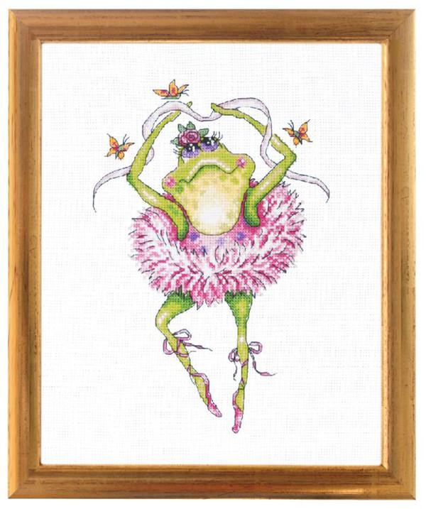 Bild Tanzender Frosch