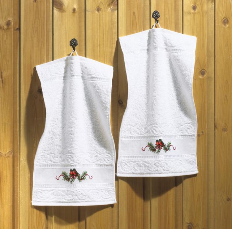 Håndkle Dompaper 2-pk