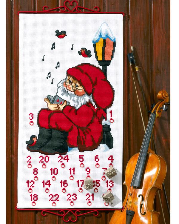 Kalenteri Joulusävelmä