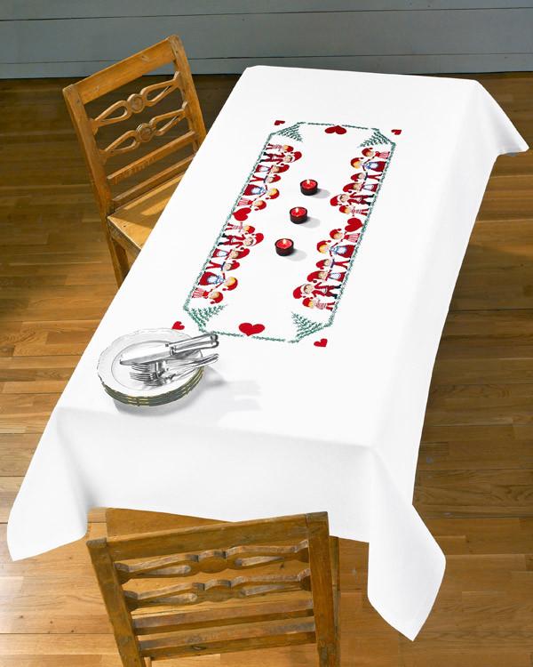 Middagsduk Juledansen