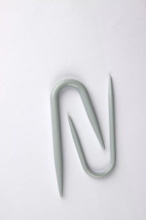 Flettepinne U-form 6,5/10 mm