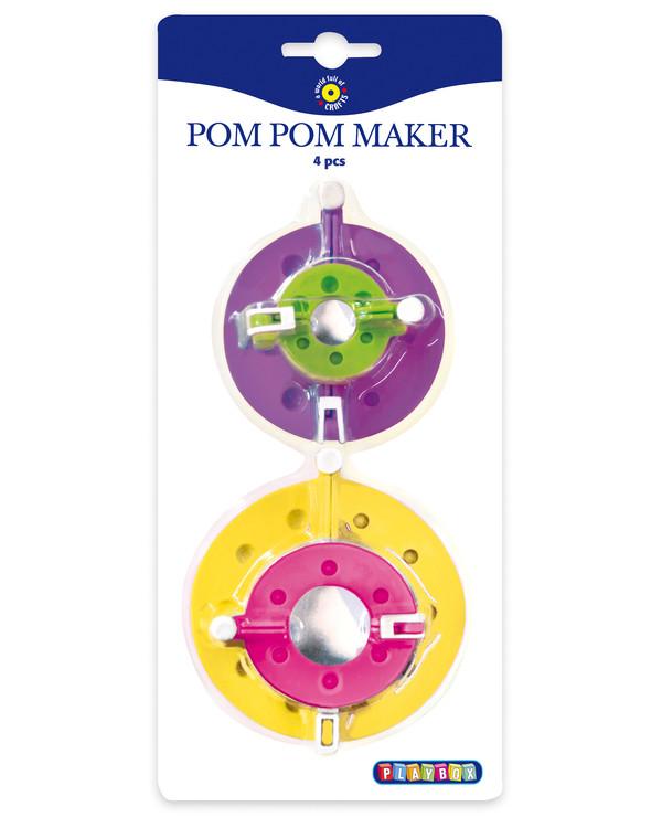 PomPom 4 deler