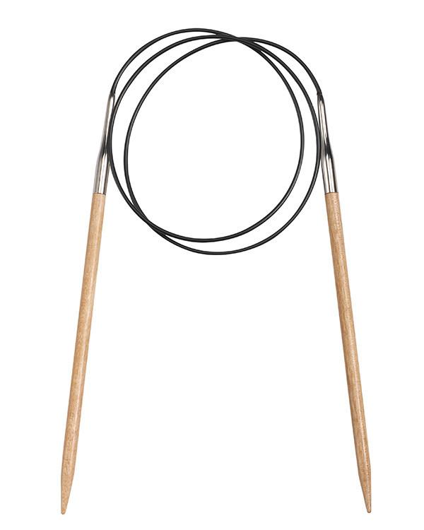 Rundpinne bjørk 80 cm
