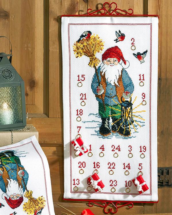 Kalender Wichtel mit Garbe