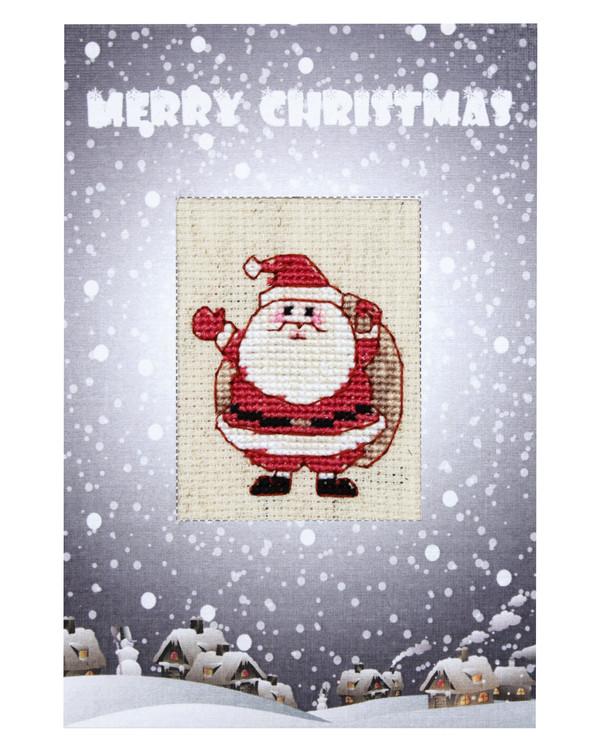 Karte Merry Christmas