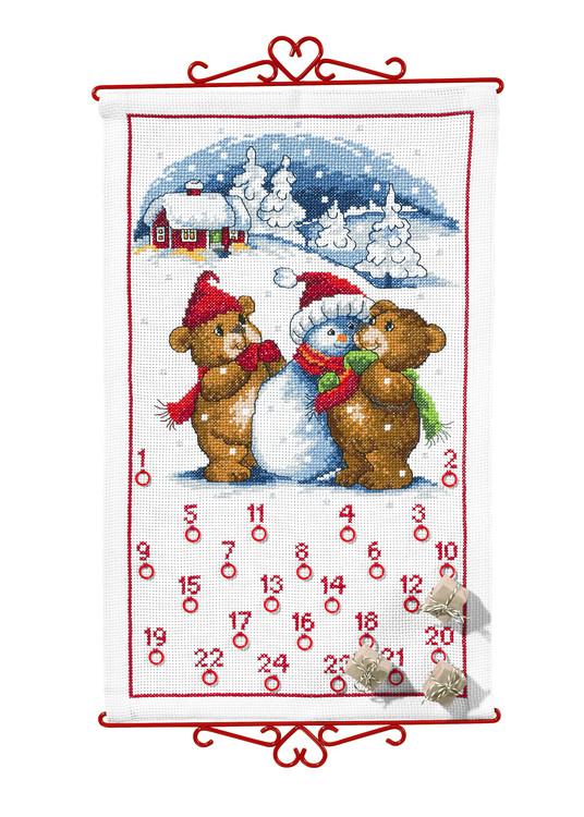 Kalender Bjørne i sneen