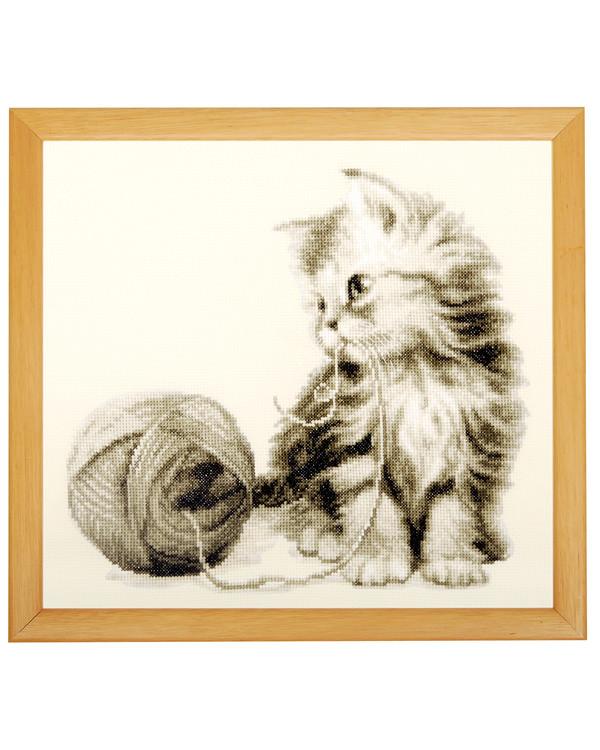 Bilde Kattens nøste