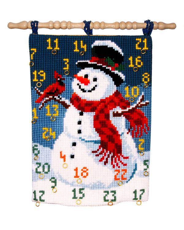 Kalender Snømannen