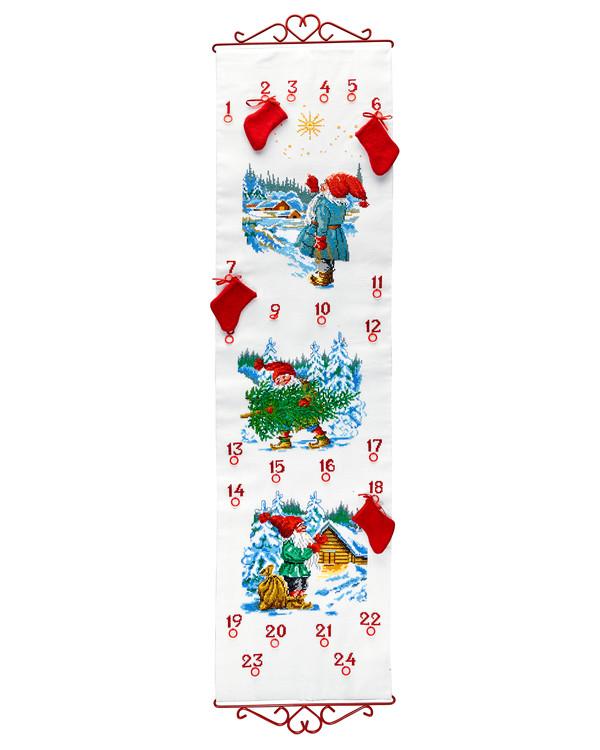Kalender Juleforberedelser