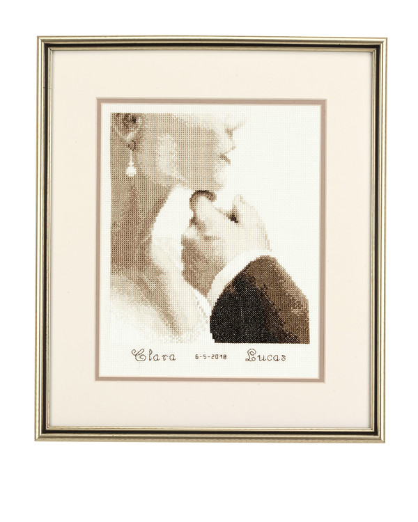 Bryllupsbilde Min elskede