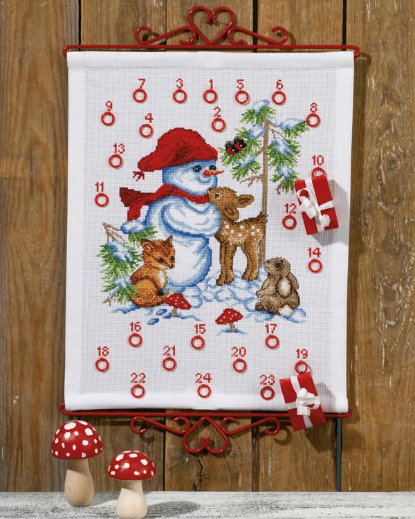Kalenteri Lumiukon ystävät