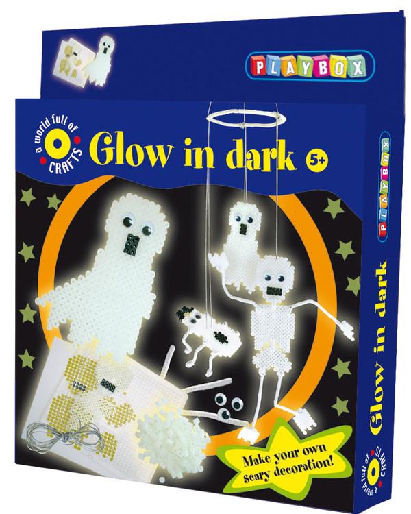 Pysselset Glow in dark