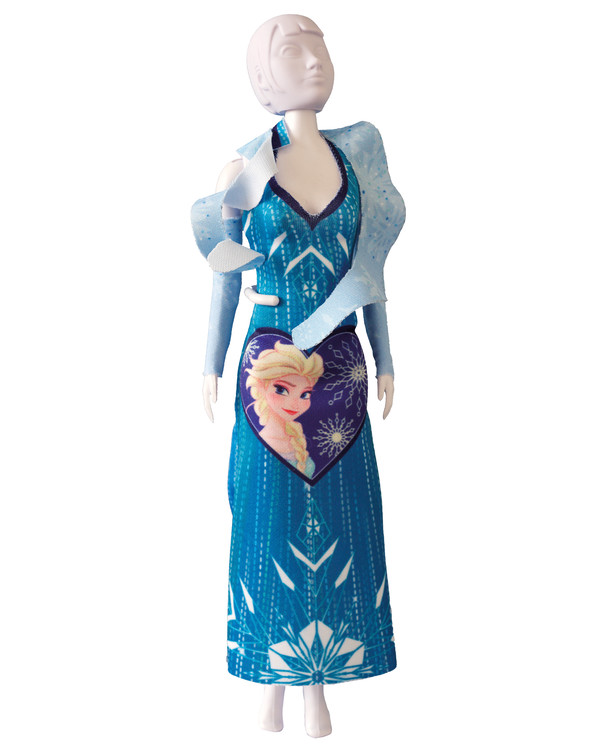 Dress your doll Outfit Mary crystal