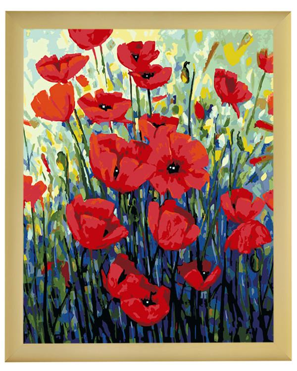 Paint by bumbers Vallmueeng
