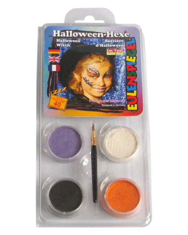 Sminkset Häxa/Halloween