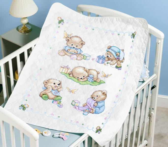 Vauvanpeitto Nallukat