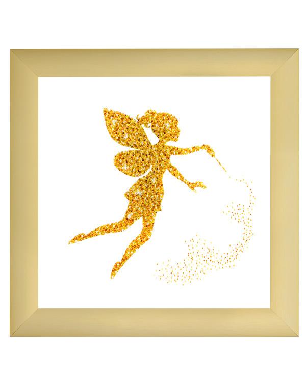 Helmikirjomus Golden fairy