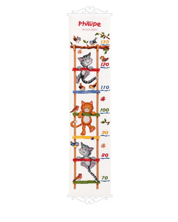 Maßband Katzenspaß