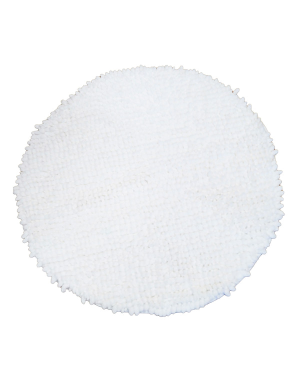 Kylpyhuonematto Carat valkoinen