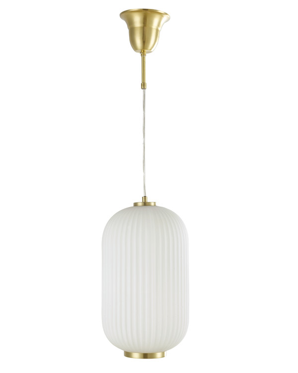 Taklampe Nicky oval