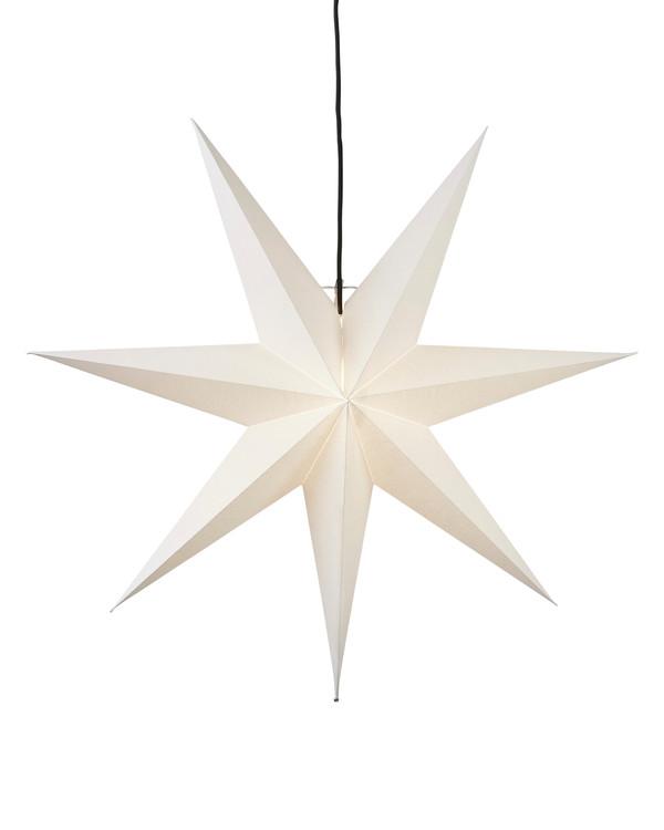 Star Trading Julstjärna Frozen Ø 70 cm