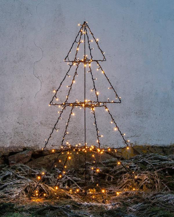 Juledekorasjon Gran 125cm