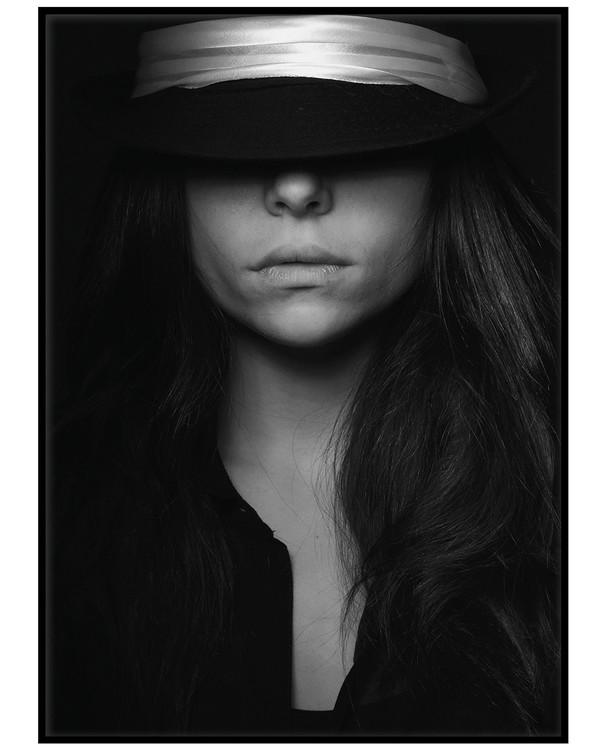 Woman Portrait Juliste