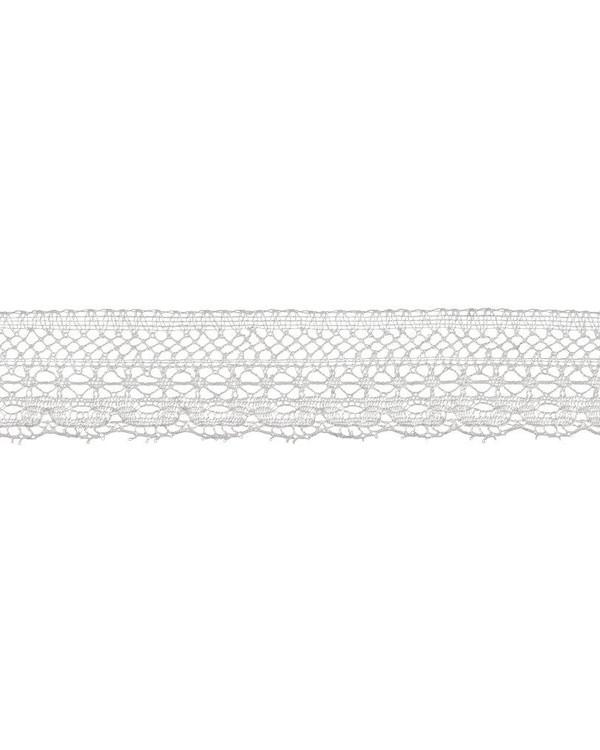 Uddspets vit 30 mm