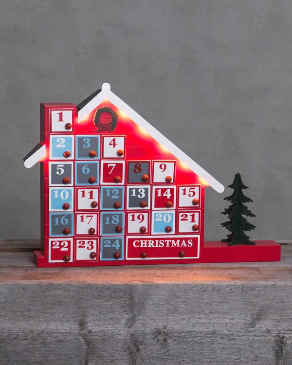 Adventskalender Juletid