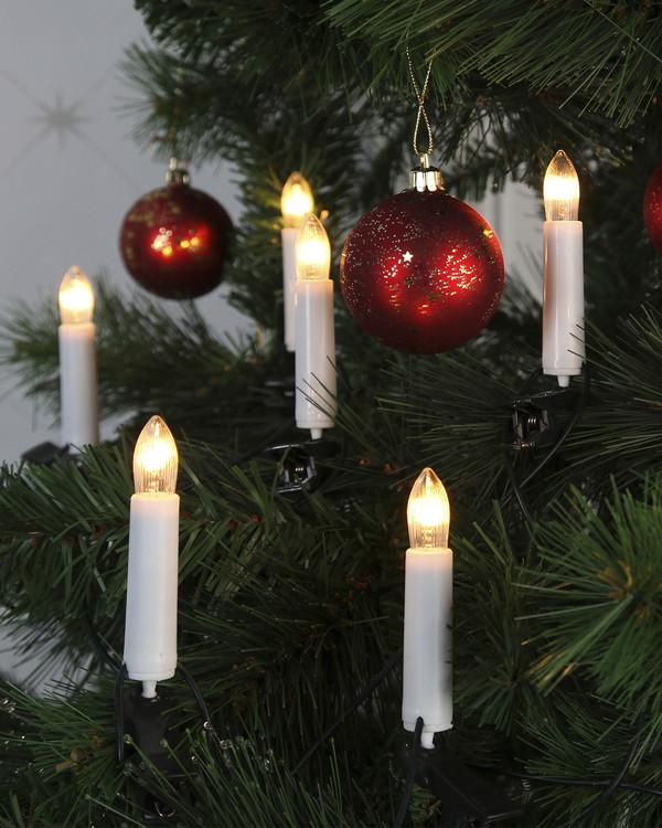 Joulukuusen valosarja, 16 kynttilää