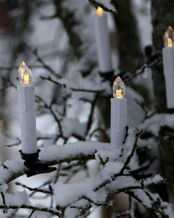 Julgransbelysning 10 ljus