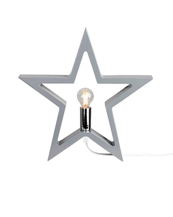 Bordlampe Stjerne